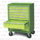 ,7 Drawer Storage Boxes -air sander,air saw,air file