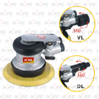 Air Sander,Aluminum Alloy Housing Wrapped With Plastic Durable Sander-air wrench,Air spray gun,air screwdrivers