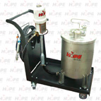 ,Under Coating/Anti-Rust Airless Pump Tank Cart-air staplers,air riveters,air pneumatic tools